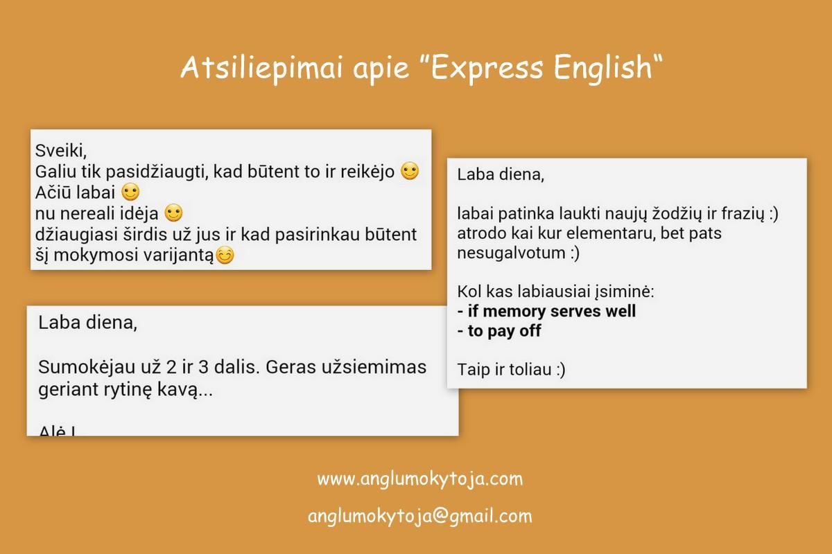 express-english